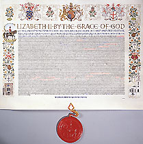The Charter of Queen Elizabeth II