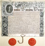 The Charter of King Charles II