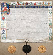 The Charter of King James I